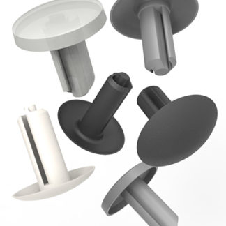 Plugs for threaded inserts