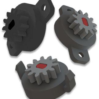 Amortiguadores rotativos