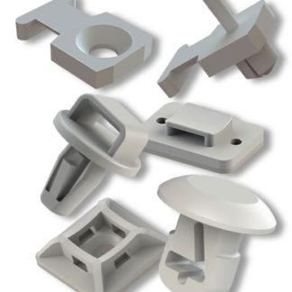 Supporti e basette per fascette