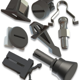 STRIKES AND LATCHES METAL STRIKES AND LATCHES PUSH PUSH & ROTARY DAMPERS HINGES