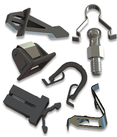 Metall & Kunststoff Schnellverschlüsse Schnappverschlüsse