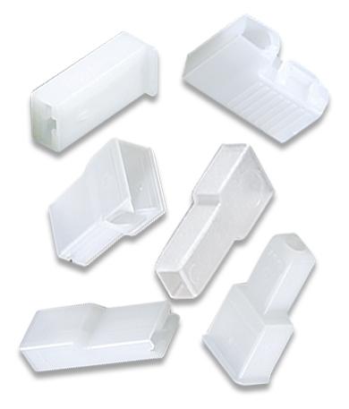 Isolationsprodukte - Isoliergehäuse für flachstecker