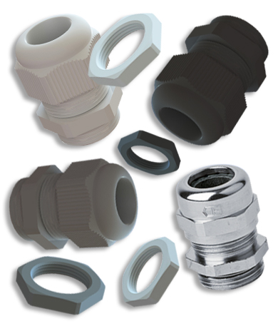 Cable Glands And Locknuts