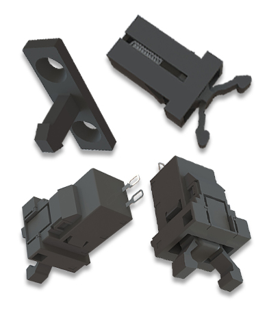 Push Push Elemente - Push Push Element elektrisch auslösend