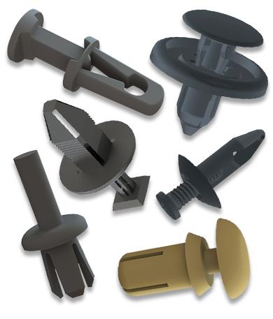 rivets, snap rivets, releasable rivets