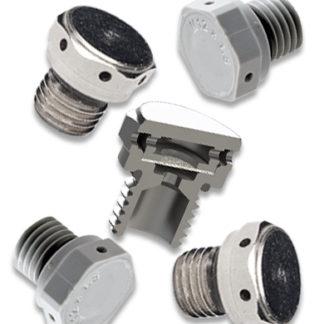 Druckausgleichselement Kunststoff / Metall - Kabelverschraubungen mit Druckausgleichselement