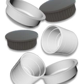 Verschlussstopfen - Kappen und Stopfen für Rohre Leitungen und Anschlüsse