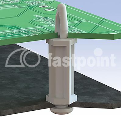 abstandhalter f r selbstschneidende schrauben fastpoint. Black Bedroom Furniture Sets. Home Design Ideas