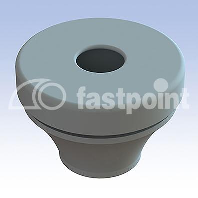 IP 40 - Guaine metalliche nude senza rivestimento - Guaine