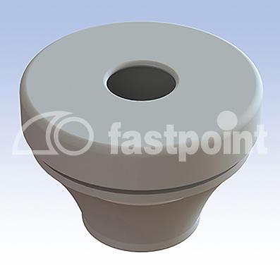 Passacavi metrici SNAP-FIT protezione IP67 - Fastpoint
